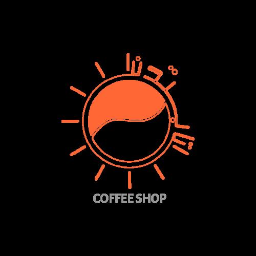 Tabestoon Coffee Shop Logo